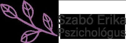 Szabó Erika - Pszichológus